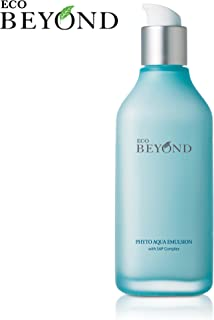 Skin Lotion [Eco Beyond] Phyto Aqua Moisturizer Face Emulsion Natural Fragrance, Light Watery Type 130mL/4.40Oz