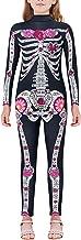UNICOMIDEA Women/GirlsHalloweenCostumesBodysuit JumpsuitSkeletonCatsuit