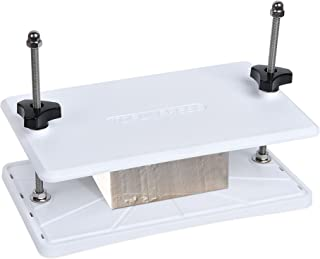 Akamino Tofu Press - Easily Removes Water from a Tofu for Better Flavor, Premium Curved Plates For Easy Pressing