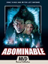 the abominable snowman of the himalayas dvd