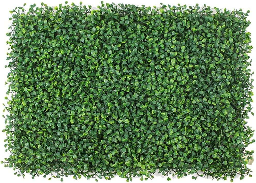 Artificial Boxwood OFFicial store Panels Topiary Hedge Protected UV Priva Al sold out. Plant