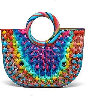 Abeier Damen Neueste schöne Handtasche Pop it Frauen Neueste schöne Handtaschen