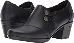 97b8deb573 Clarks alitay susan black leather, Shoes | Shipped Free at Zappos