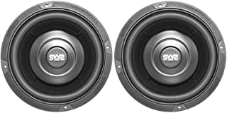 Earthquake Sound Magma SWE Car Subwoofer 6.5-inch (4-Ohm) - Pair SWS-6.5X