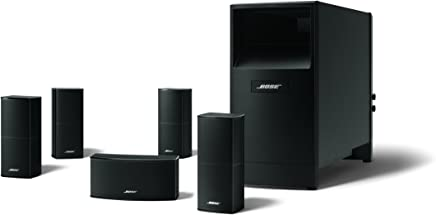 Bose Acoustimass 10 Series V Home Cinema Speaker System, Black