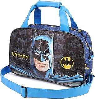 Karactermania Batman Knight-Sports Bag Kid's Sports Bag, 38 cm,多种颜色