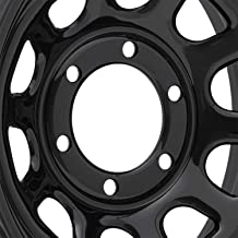 Best 16 inch flat black rims Reviews