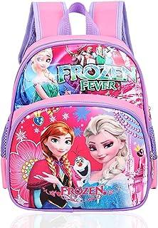 Cartera Escolar para Niñas YUESEN Frozen Mochila Escolar Mighty Pups, Material Escolar para Niños, Mochila Infantil Colegi...