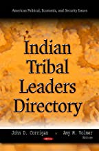 Indian Tribal Leaders Directory (American Political, Economic, and Security Issues)