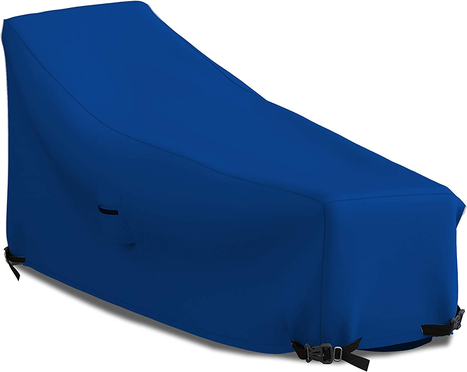 Patio Manufacturer OFFicial shop Chaise Lounge Cover 18 Oz 100% Ranking TOP14 Resist Waterproof Weather -