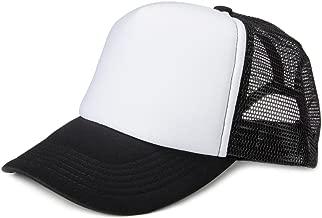Amazon.es: gorra negra - Blanco