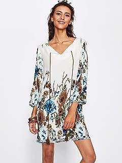 Wildflower Tunic Dress