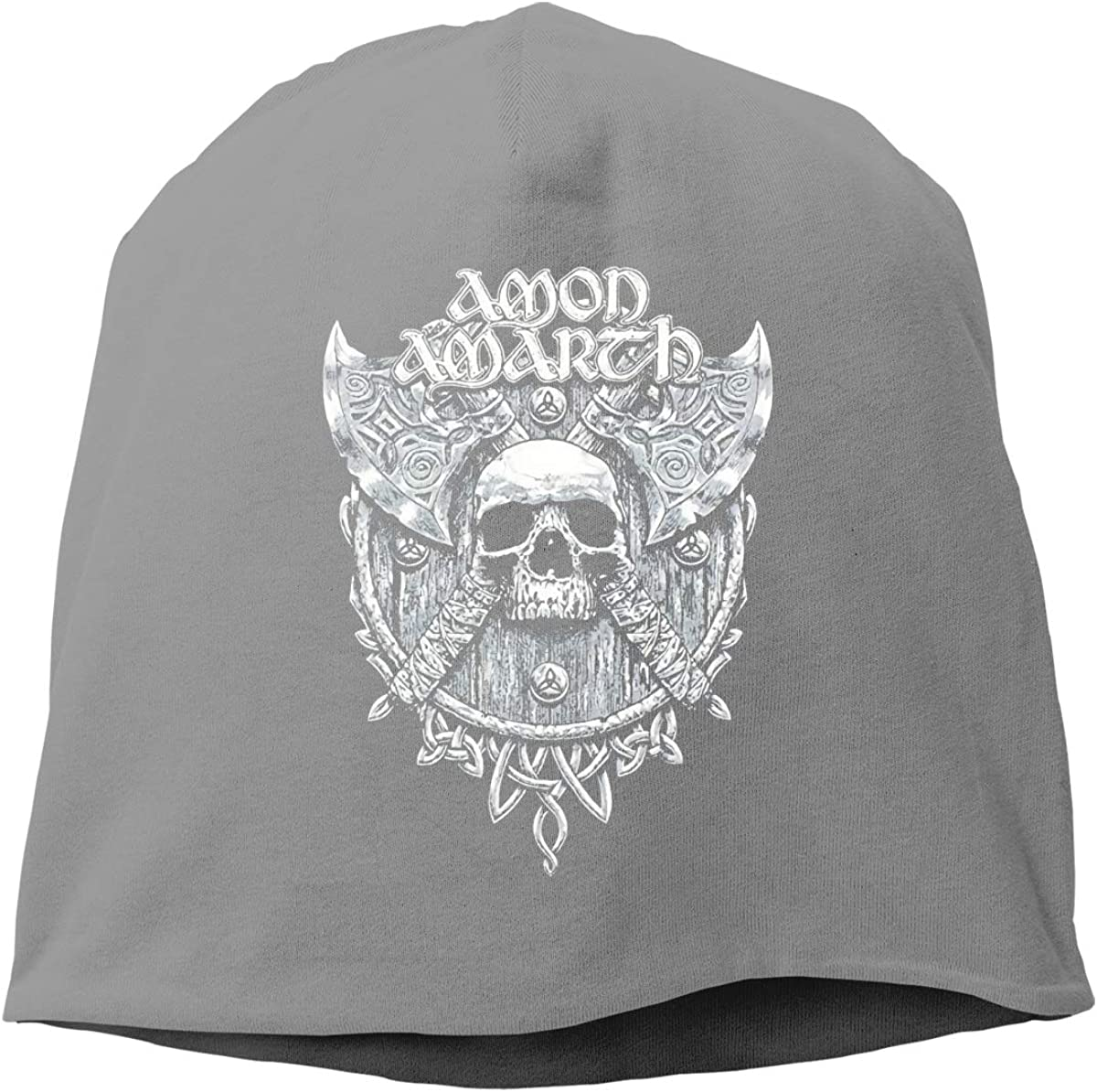 JeffreyENolan Amon Amarth Hedging Hat Complete Free 5 ☆ popular Shipping H Knitted Unisex Skull