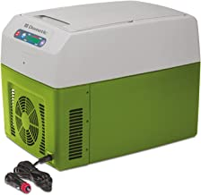 Dometic TC-14US Portable Thermo Electric Cooler/Warmer 15 Quart, Gray/Green