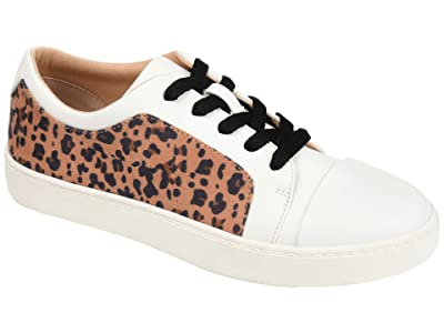 Journee Collection Comfort Foam Taschi Sneakers (Leopard) Women