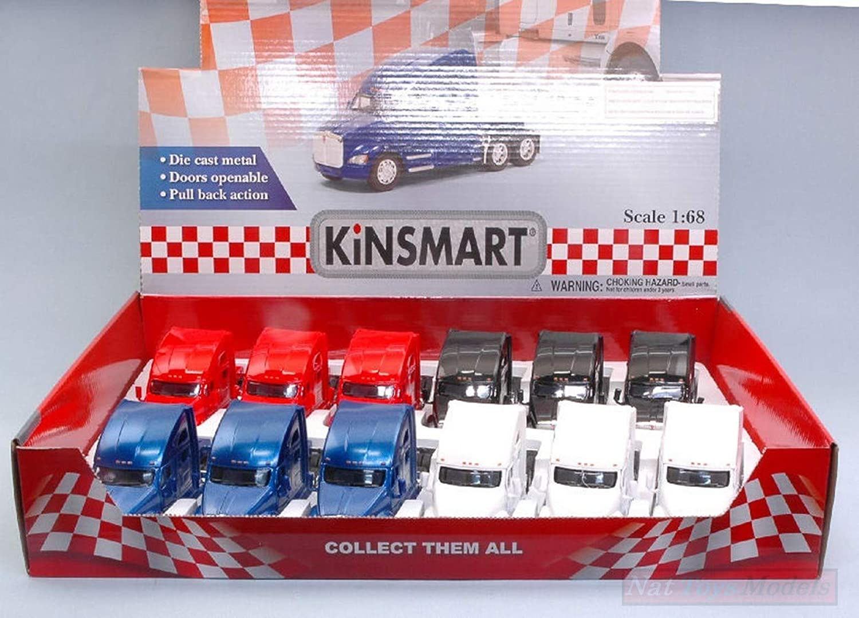 Kinintelligent KT5357 Kenworth T700 cm 12 COL.Ass.1 68 MODELLINO Die CAST Model Compatible avec