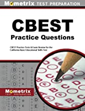 CBEST Practice Questions (Second Set): CBEST Practice Tests & Exam Review for the California Basic Educational Skills Test
