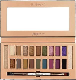 Sigma Beauty - Dream Eye & Cheek Palette - Sigma X Beautyybird