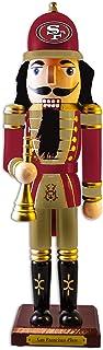 "The Memory Company NFL Team Logo Nutcracker Figurine, 14"" Tall"