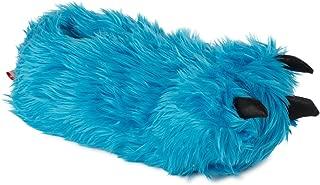 funslippers Unisex Plush Novelty Slippers Animal Claw Paw