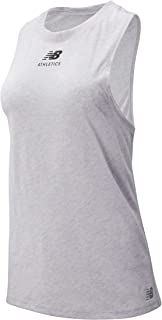 New Balance Women Relentless Graphic Tank Top Performance