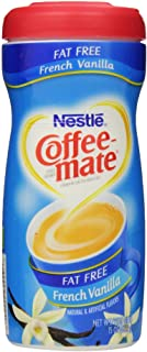 COFFEE MATE Fat Free French Vanilla Powder Coffee Creamer 15 oz.