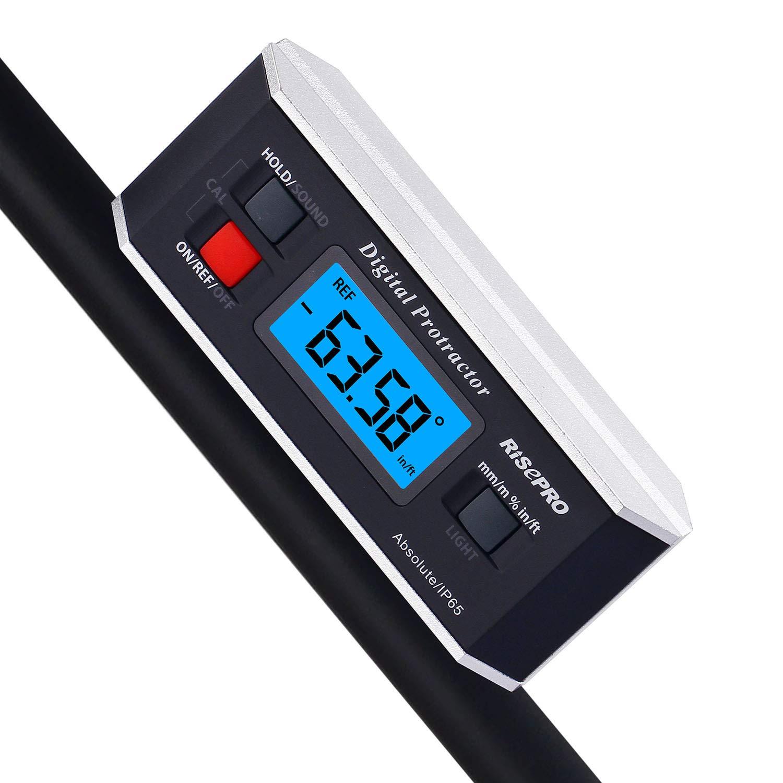 Inclinometer RISEPRO Protractor Backlight 82413B