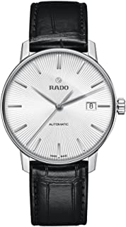 Rado Coupole Classic Silver-Toned Analog Watch for Men R22860015