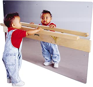 infant mirror with bar