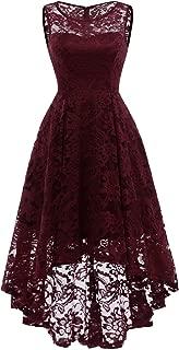 burgundy gothic dress