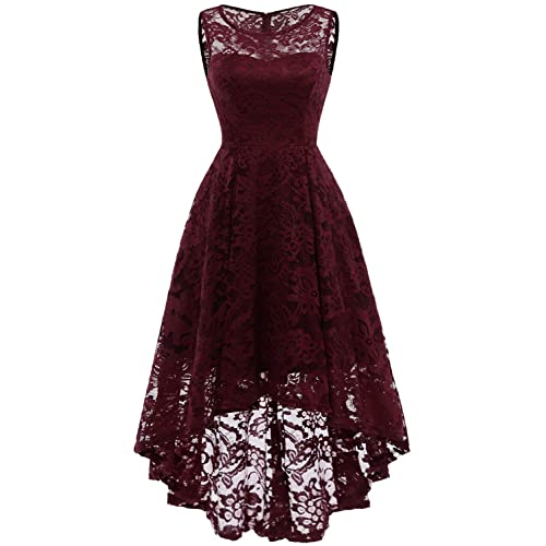 Burgundy Dress Amazoncom