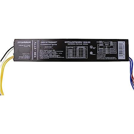 QTY 1 Sylvania 51397 QHE2X32T8//UNV PSN-MC-B T8 Fluorescent Ballast