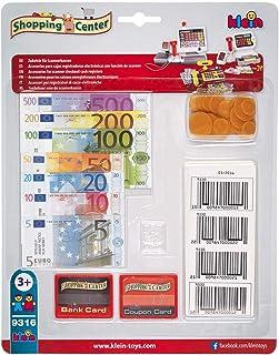 Theo Klein 9316 9316-Zubehörset für Scannerkasse, Blister, Spielzeug Toy, White