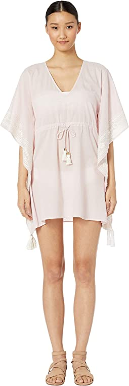 Ravena Beach Caftan Top Cover-Up