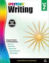 Spectrum | Writing Workbook | 2nd Grade, 112pgs PDF
