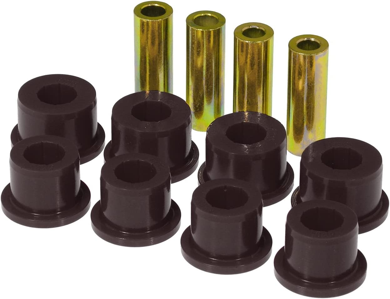 Prothane 7-1057 Some Courier shipping free shipping reservation Leaf Spring Eye Shackle Kit Bushing and