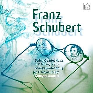 schubert string quartet 14