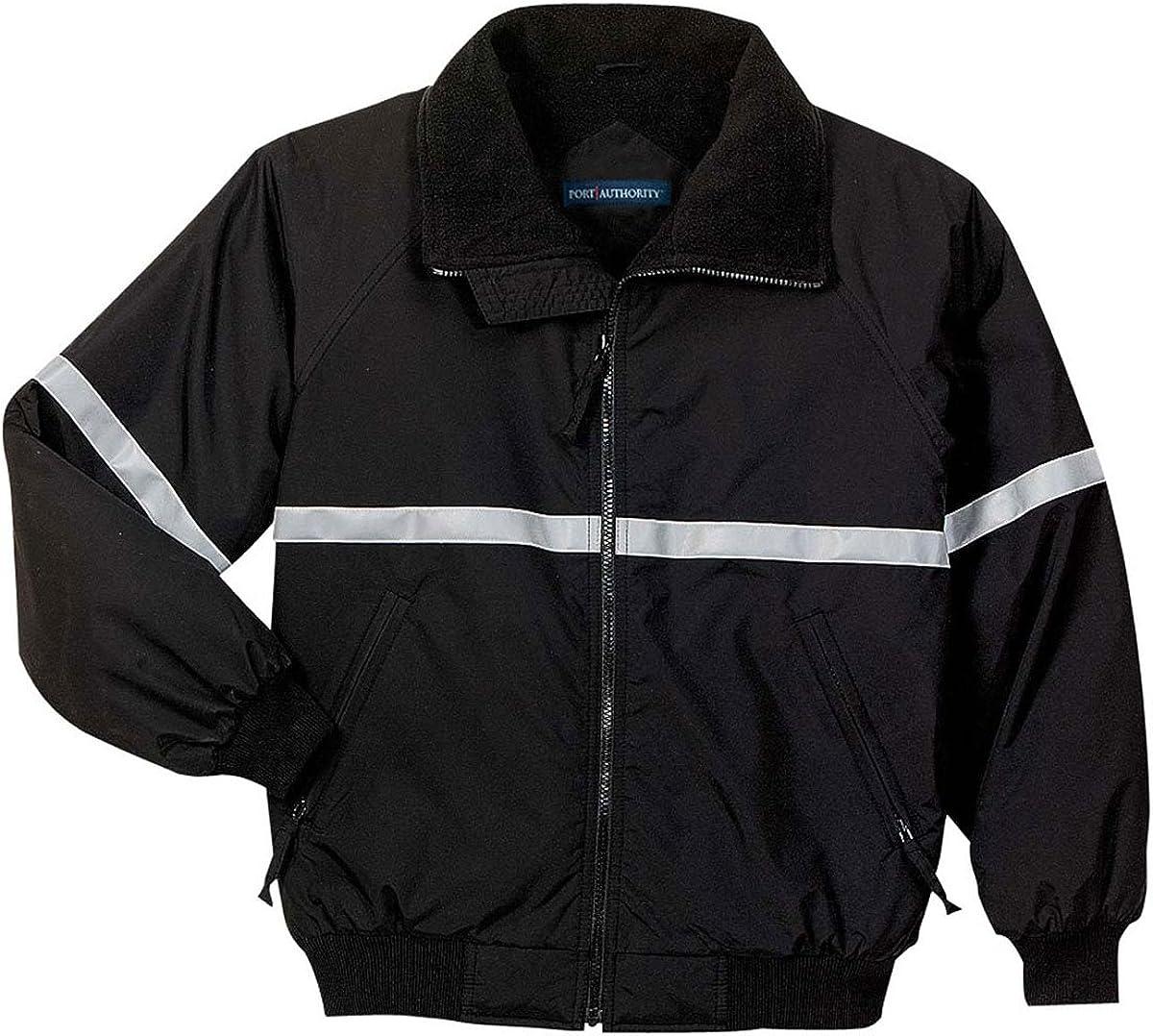 Port Authority Men's Warm Zippered Jacket