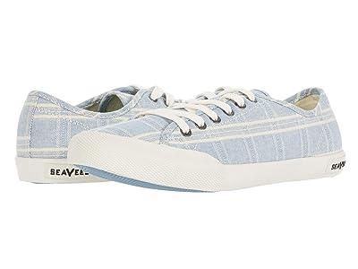 SeaVees Monterey Sneaker Chambray (Blue) Women