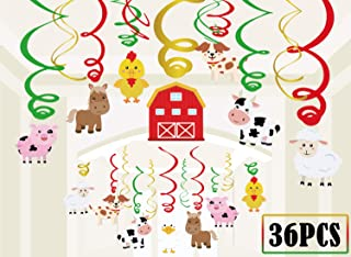 Best barnyard party decorations Reviews