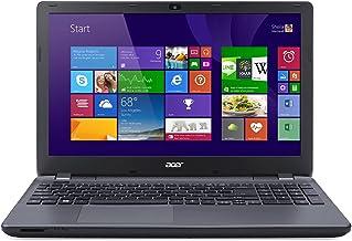 "Acer Aspire E5-571-7776 Laptop (Windows 8, Intel Core i7-4510U 2.0 GHz, 15.6"" LED-lit Screen, Storage: 1 TB, RAM: 8 GB) Ti..."