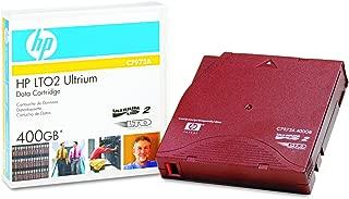 HP 1PK 200GB/400GB LTO Ultrium Data Cart for Ultrium 2 Drives