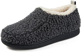 RockDove Nomad Zapatillas con espuma viscoelástica para mujer, Gris oscuro, 6.5-7.5