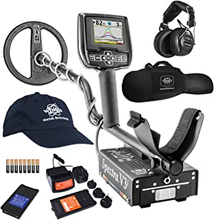 white's spectra vx3 metal detector