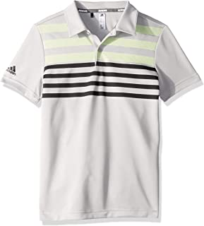 Boys' Chest Stripe Fashion Polo