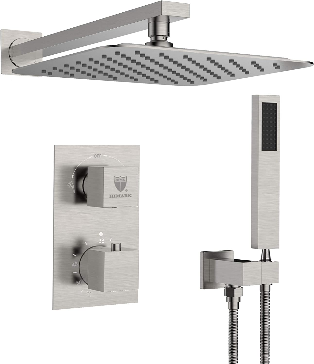 best shower faucet systems