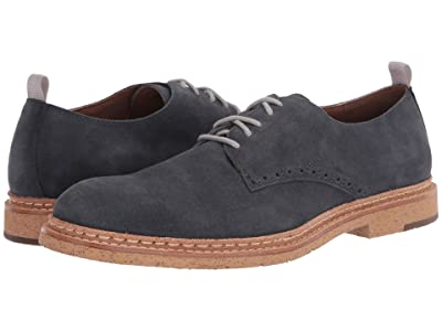 J&M EST. 1850 Pearce Plain Toe (Navy) Men