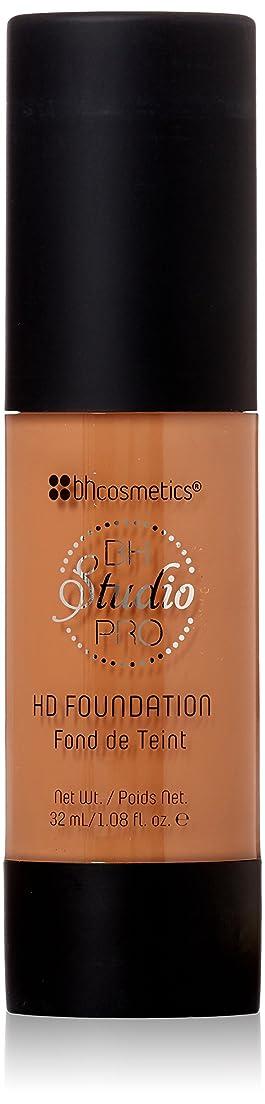 弱点バレルビートBHCosmetics BH化粧品メーカーProのHD財団メイク、 シェード123