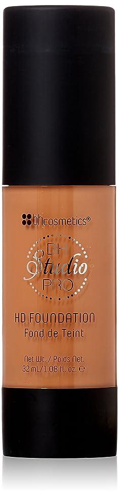 カセットイブ以内にBHCosmetics BH化粧品メーカーProのHD財団メイク、 シェード123