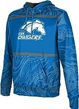 University of Alabama in Huntsville Men's Pullover Hoodie, School Spirit Sweatshirt (Ripple)